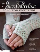 Lace Collection for Knitting: Intricate Shawls, Simple Accessories, Cozy Sweaters and More Stylish Designs for Every Season   Suzys Cove   Fiber Arts   Scoop.it