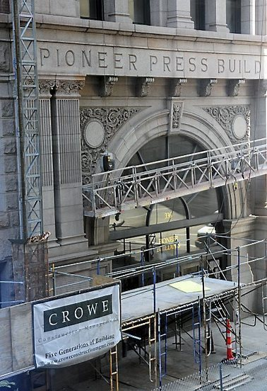 St. Paul: Second glory for downtown's Pioneer-Endicott buildings? - Pioneer Press | Commercial Real Estate Minnesota | Scoop.it