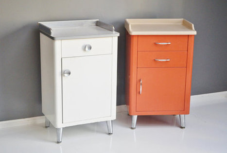 1940s Steel Medical Cabinets | Antiques & Vintage Collectibles | Scoop.it