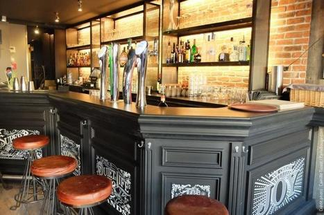 Le Pub Saint-Michel se transforme en bar lounge - Paris Bouge | Les bons plans de Princess Zaza | Scoop.it