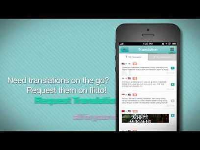 Flitto, the Korean startup that uses crowdsourcing to destroy Google Translate | hitech trends | Scoop.it