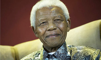 Nelson Mandela | 1918-2013 | World News | Scoop.it