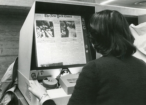 The Strange History of Microfilm, Which Will Be With Us for Centuries | LibraryLinks LiensBiblio | Scoop.it