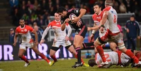 Rugby - Top 14 - 13e j. : Paris enfonce le BO - L'Equipe.fr | Virage des Dieux | Scoop.it