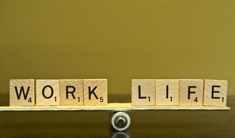 I'm Not Balancing Work and Life And I Feel Great   Solidarité, Chomage, formation et compétences   Scoop.it