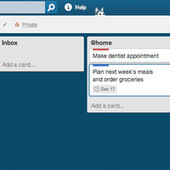 Use Trello as a Flexible, Visually Organized GTD System | Linkdumping | Scoop.it