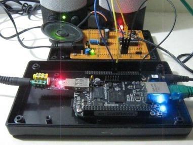 "BeagleBone Black: Four Methods of Saying ""MirandaSoft"" | Raspberry Pi | Scoop.it"