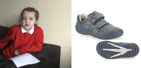 Warum zeigen Wissenschaftlerinnen ihre Schuhe für dieses Mädchen? | Frauen, Unternehmerinnen, Existenzgründerin www.frauenmesse.com | Scoop.it