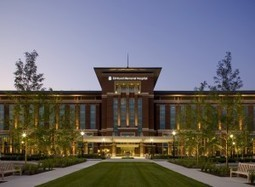 The 20 Most Beautiful Hospitals in the U.S. (2015) are… - Soliant Health | Human Centered Environments | Scoop.it