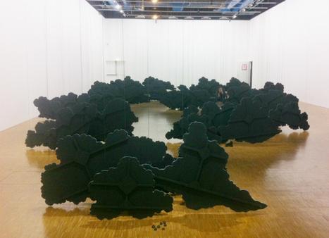 Latifa Echakhch, prix Marcel Duchamp 2013 : «Donner un peu plus de moi-même» | Musées, art & médiation culturelle | Scoop.it