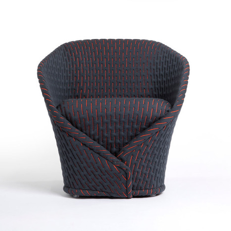 talma by benjamin hubert for moroso | Art, Design & Technology | Scoop.it