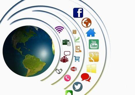 Los medios online: menos visitados pero más creíbles que las RRSS | Educación a Distancia y TIC | Scoop.it