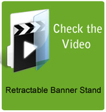 Multipurpose Displays and banner stands   First Trade Show   Scoop.it