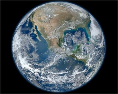 HD – Une photo de la Terre comme on ne l'avait jamais vue | Merveilles - Marvels | Scoop.it