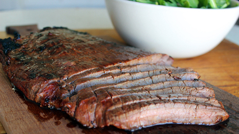 4th of July Recipe: Grilled Marinated Flank Steak with Arugula Salad | Hobby, LifeStyle and much more... (multilingual: EN, FR, DE) | Scoop.it