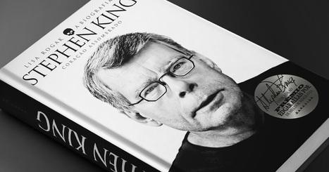 Ganhe a biografia de Stephen King publicada pela Darkside Books. É fácil! ~ Apogeu do Abismo - Franz Lima | Ficção científica literária | Scoop.it