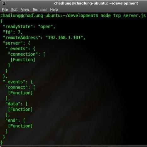 Building a socket server with Node.js and Flash CS4 | Giant Flying Saucer | Node.js | Scoop.it