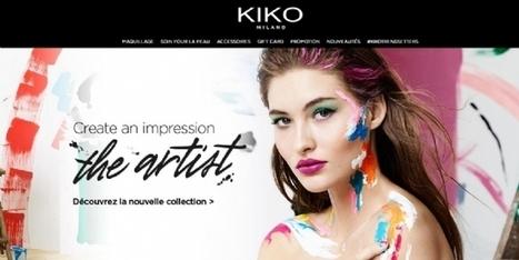 [Étude de cas] Comment fidéliser grâce aux influenceurs : l'exemple de Kiko | Media sociaux : what's new? | Scoop.it