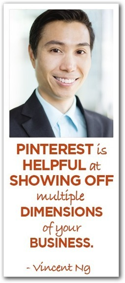 Pinterest Marketing with Vincent Ng | Pinterest for Business | Scoop.it