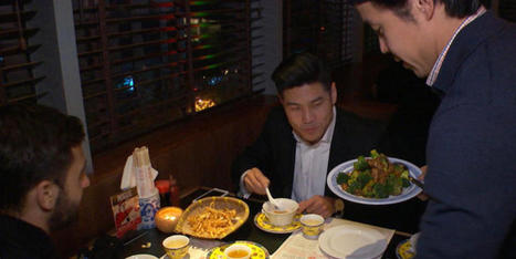 Taking American-style Chinese food to China | International Business | Scoop.it