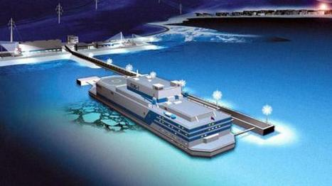 First floating nuclear power plant to be built in Russia | Amazing Science | Scoop.it