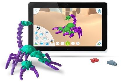 Autodesk Launches Tinkerplay App, Making 3D Modeling & Printing Easy & Fun | Peer2Politics | Scoop.it