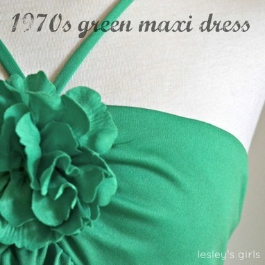 Lesley's Girls- Vintage Lifestyle and Fashion Blog: Vintage Dresses | Vintage Fashion | Scoop.it