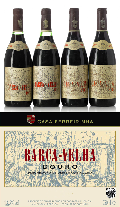 Barca Velha: First Among Equals | The Douro Index | Scoop.it
