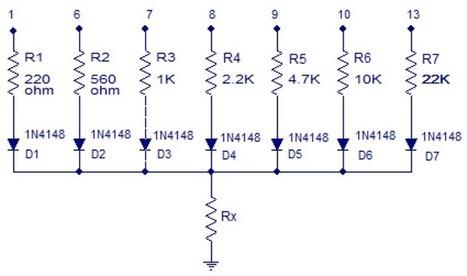 OhmMeter using Arduino – with Auto Ranging Feature | Arduino, Netduino, Rasperry Pi! | Scoop.it