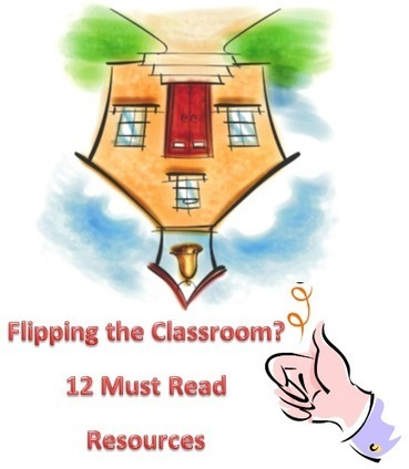 Part 1: Flipping The Classroom? … 12 Resources To Keep You On Your Feet | Quality Through-ICT | Scoop.it