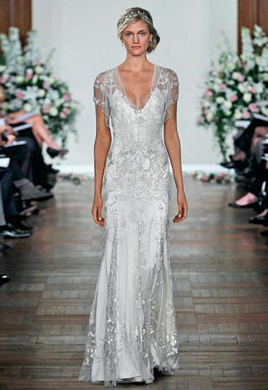Marry in taste: what the modern bride is wearing - Telegraph.co.uk | Naturally Beautiful Weddings | Scoop.it