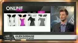 Hello Startup : Watsize, le site qui trouve les vêtements à votre taille - 11/07 | sophie | Scoop.it