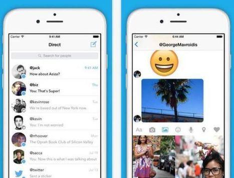 Direct Messenger. Une messagerie privée pour Twitter | Les outils de la veille | Les outils du Web 2.0 | Scoop.it