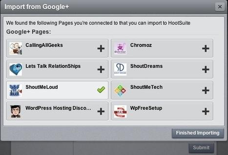 How to Schedule Status Updates on Google Plus page | Recursos WordPress | Scoop.it