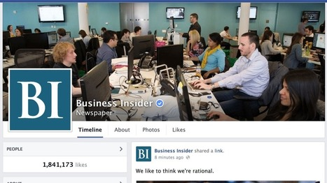 How Business Insider Grew Its Facebook Page to 1M+ Fans With Buffer | Tech Education | スリランカにて、英語ベースのプログラミング学校開校! | Scoop.it