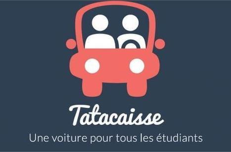 Tatacaisse : un site de covoiturage dédié aux étudiants - Jactiv (Inscription) | assisteurs | Scoop.it