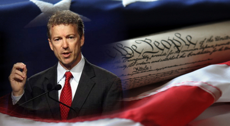 TSA Directly Violated US Constitution By Detaining Senator Rand Paul | Gov & Law Events | Scoop.it