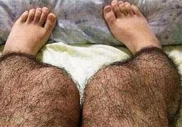 Hairy stocking the rage for girls in China | MySociaMedia | Scoop.it