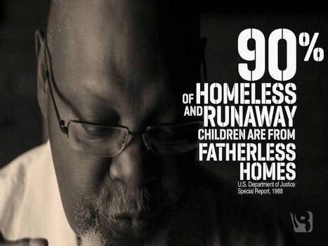 Fatherless homes | Black Conservatives | Scoop.it