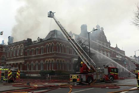 Priceless Egyptian treasures feared destroyed in South London museum fire | Égypt-actus | Scoop.it