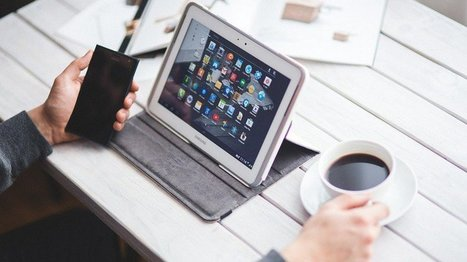 5 Ways Mobile Devices Make Classroom Training More Effective | MobilEd | Scoop.it