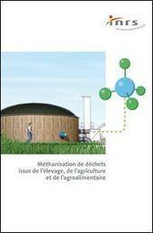 INRS - Méthanisation de déchets issus de l'élevage, de l'agriculture et de l'agroalimentaire | Opportunités à MT | Scoop.it
