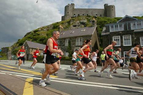 Why run a marathon?   Running for Fitness   Running a marathon   Scoop.it