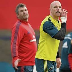 Paul O'Connell: 'Like with All Blacks – you have to go beyond' - Independent.ie | The All Blacks | Scoop.it