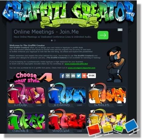 [Service en ligne] Créer des textes en forme de graffiti avec graffiticreator | zapwallpaper | Scoop.it