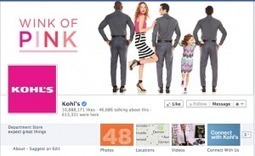 Consumers Engage with Retailers' Facebook Pages More than Brands' Websites | Social Media Marketing | Scoop.it