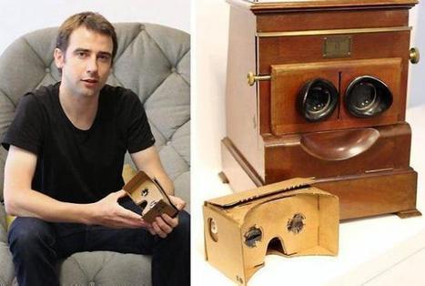 Réalité virtuelle. La 3D sur smartphone, c'est maintenant | Google&Vous | Scoop.it