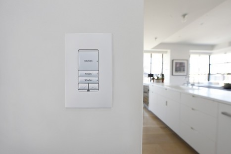 Control4 Announces New Wireless Lighting Control Family | EON: Enhanced Online News | Home Automation | Scoop.it