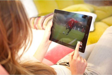 Le nCloud ou comment transformer votre tablette en TV secondaire - Tablette Tactile   Social TV is everywhere   Scoop.it