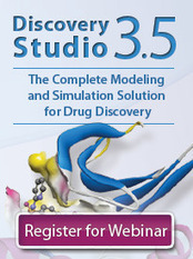 Accelrys Discovery Studio 3.5 Released   Complex Insight  - Understanding our world   Scoop.it